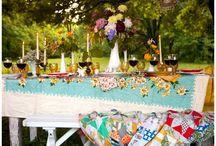 IWantThatWedding.co.za Wedding Table Inspiration / Inspiration for your wedding tables / by Vicki Sleet