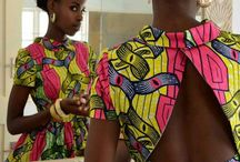 African Fashion / by Angela Richards