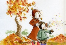 Children's Book Illustrations / A place to celebrate children's book illustrators & their illustrations.  If you want to post your illustrations here, just let me know and I'll add you as a pinner! / by Camille Blue Amy