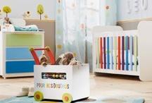 Enxoval e Decoração - Quarto Bebês / Baby room