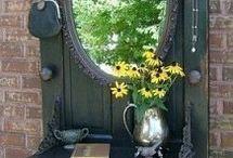 двери декор