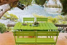 Tuinmeubels Fermob bij Loft76 / Inspiratie van het merk Fermob, prachtige tuinmeubels verkrijgbaar bij Loft76