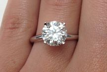 Engagement Rings and Wedding Bands / Wedding and engagement rings for women and men.