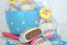 Easter Sweets, Treats and Savory Dishes / Easter Sweets, Treats, and Savory Dishes