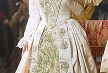 Wardrobe: Historical dresses