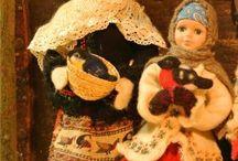 Зимняя кукла