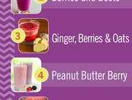 Healthy Smoothies and Protein Shakes