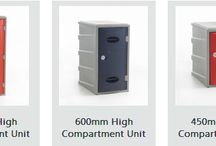 Extreme Plastic Lockers / Wide Range of Robust,durable Extreme Plastic Lockers for keep your home,office,school safe.