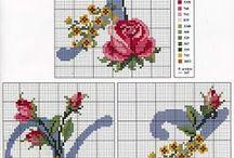 Alfabet bv oa rozen