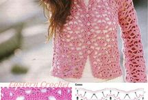 crochet other clothes