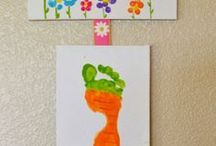 Kids Crafts / Fun craft ideas to keep your little one and you busy.