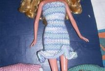 tube  barbie dress