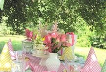 Party Ideas / by Sarah Mouser Brown