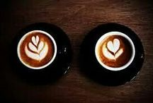 Cool coffee creations / by Kristy Mills