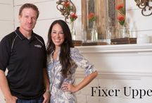 Fixer Upper / by Heather Lang
