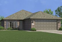 Our Homes / Betenbough Homes offers around 40 floor plans, some with  side or front entry garage option.