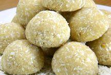 raw deserts / nepečené sladkosti