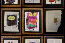 Owls!  / by Lauren Vanderpol
