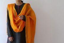 Dupatta colours