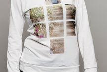 Sweat-shirt+photo+createur+bucolique+jardin+col+rond