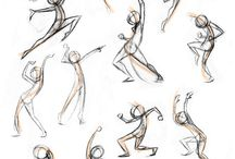 gesture and poses