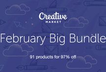 CreativeMarketFREEBIES