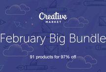 Big Bundle on Creative Market