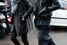 Men's Street Style / Fashion
