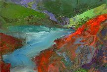 Impressionist landscapes
