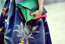 STYLING AND COLORS / by Maria Rusian