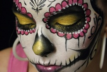 Dia de los Muertos / Ideas for 2013 Kekri aka Halloween aka Day of the Dead house party.