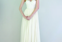 Leanne Marshall Wedding Dresses / Leanne Marshal wedding dresses are known for their light flowing lines, feminine details and effortless grace. Available in Cincinnati exclusively at Carrie Karibo Bridal www.carriekaribobridal.com 513-821-9666 @carriekaribobridal