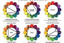 kleuren schilderijen