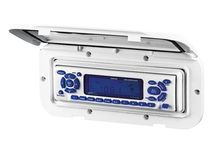 Marine Stereos & Cases