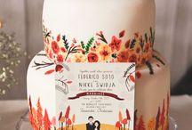 Autumn Wedding\\Осенние свадьбы / Осенние свадьбы. Идеи для декора. Креатив.