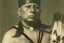 OSAGE or NIUKONSJA NATION / AMERICA'S INDIGENOUS PEOPLE