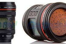 Prezenty dla fotografa / Szukasz trafionego prezentu dla fotografa? Sprawdź tę tablicę, a z pewnością go znajdziesz! :)