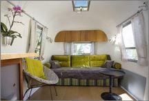 Camper: Airstream New & Vintage / by Roger Miller