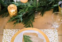 Place Settings & Table Design