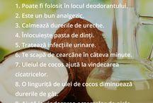 benefici ulei cocos