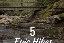 Great places to hike