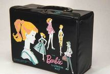 Vintage Lunch Boxes. / by Tambra Boyd