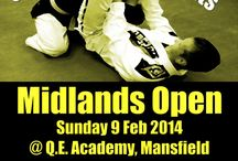 Martial Arts Events