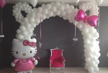 CJ's Hello Kitty Party / Fun ideas for a hello kitty party