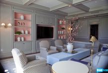 family room / by Suzanne Bolling