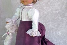 Dolls - AGD Historical Costumes