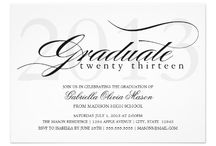 Graduation Gift Ideas / A collection of graduation gifts.