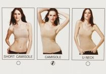 """Buy camisoles online / Made of Cotton Elastane Stretch fabric, providing superior comfort & maximum stretch. Styled with an """"Built - In bra"""" inside the camisole, to give you the ultimate support of a bra. Soft, adjustable smooth straps rest comfortably on shoulders & leave no marks on skin. Designed to be worn as inner wear, loungewear and sleepwear - for all purpose."""
