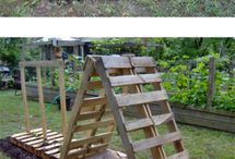 Garden trellis / Garden trellis