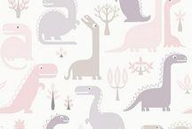Lupina dinosaurios